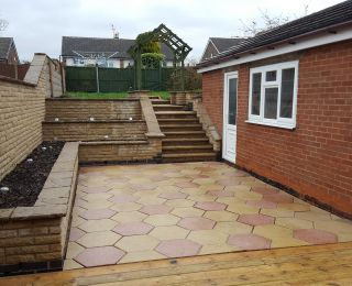 Decking & Patio Cleaning