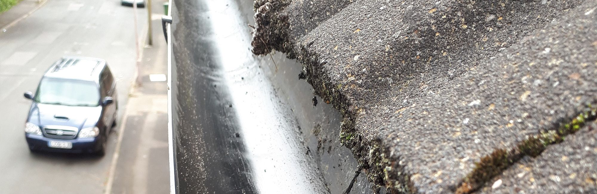 Gutter Cleaning Nottingham
